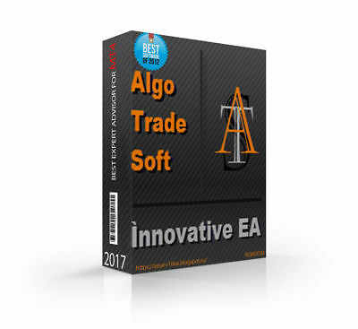 AlgoTrade Soft Innovative Forex EA with Best Presets. $30K RRP. Latest Version.