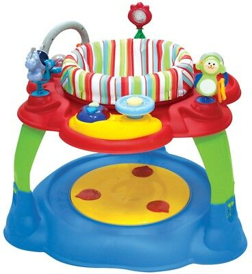 Safety 1st Activity Centre 2 In 1 - Candy Stripes