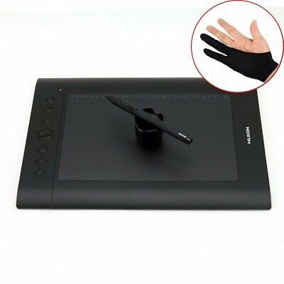EU Huion H610 pro Grafiktablett Board Graphics Tablet Art Drawing High Quality