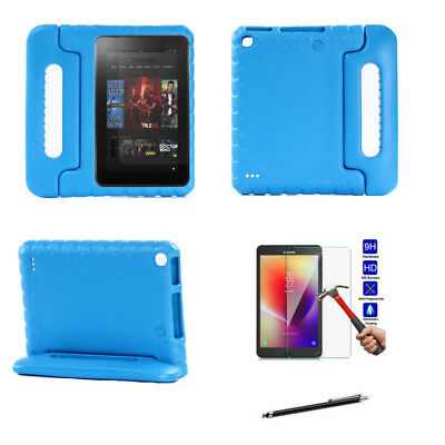 KIDS SHOCK PROOF EVA Foam Handle Case Cover for Amazon Kindle Fire