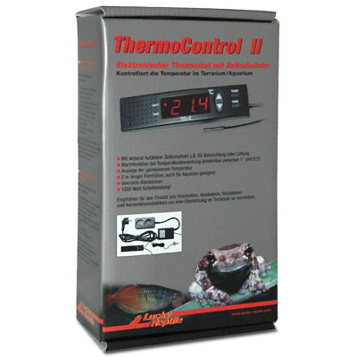 Lucky Reptile ThermoControl II Terrarien-Thermostat