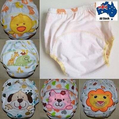 Reusable toilet training pants AU seller