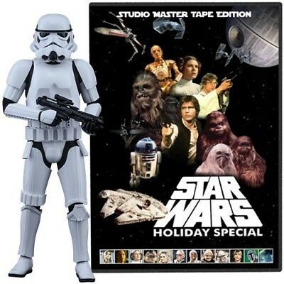 The Star Wars Holiday Special DVD, Han Solo, Xmas Christmas - Worldwide playback