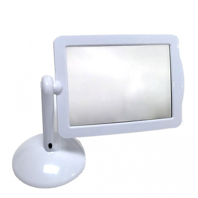 Brighter Viewer: LED Magnifier - Screen Magnifier with Light in White
