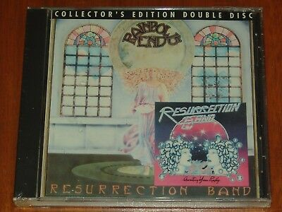 Resurrection Band - Awaiting Your Reply / Rainbow's End - Collector's Edition Cd