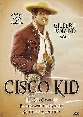 THE CISCO Kid And Pancho View Master Reel 960