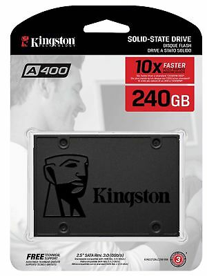 240GB Kingston A400 2.5-inch Solid State Drive - BRAND NEW