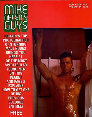Mike Arlen's Guys Volume 15 magazine