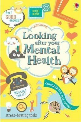 Looking After Your Mental Health by Alice James New Paperback Book