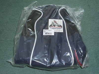 john whitaker riding boot and glove bag bnwt