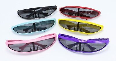 New Kids Boys & Girls Cyclops Futuristic Sunglasses in Assorted Colors #P1159