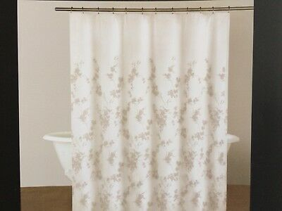 DKNY Shower Curtain In Wallflower Floral