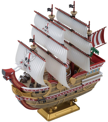 One Piece Grand Ship Collection Plastic Model Kit Red Force Sammelfigur Standard