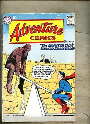 Adventure Comics #274-1961 vg/gd  Superboy Congorilla