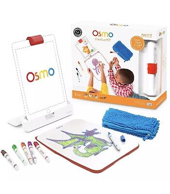 Osmo Creative Kit with Monster Game (iPad base included) BRAND NEW