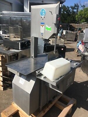 Biro 3334- Commercial Meat Band Saw - 3PH