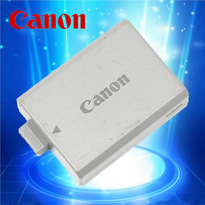 Genuine Canon LP-E5 Battery for Rebel T 1i XS XSi EOS 450D 500D 1000D Kiss X2 X3