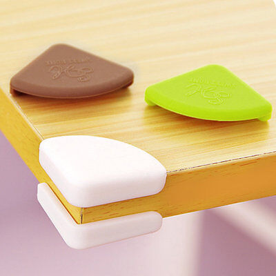 4Pcs/set Children Safety Table Desk Protection Cover Baby Safe Corner Cover F7