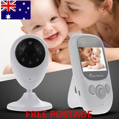 Baby Monitor Camera Melody 2X Security 2.4GHz Wireless Digital LCD Color GL