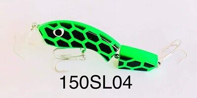 King Hit Lures Paddler 150mm Fishing Jointed surface Murray Cod Lure SALE!!!