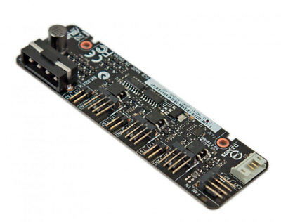 ASUS Fan Extension Card for X99/Z170/Z270, RAMPAGE V EXTREME,(PCB ONLY) ORIGINAL