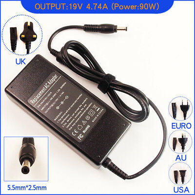 AC Power Adapter Charger for Toshiba Satellite A300-146 A300-14S Laptop