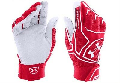 Under Armour UA YARD CLUTCH YOUTH Batting Gloves 1265932-600 MSRP