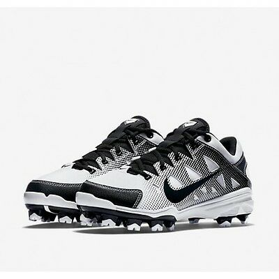 Nike hyperdiamond Strike MCS Damen Softball cleats- Style 684694-100