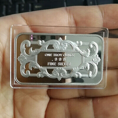 Naked Big ass Cowgirl  / 1 oz .999 Fine Silver  Round Bar Bullion  SB1M3