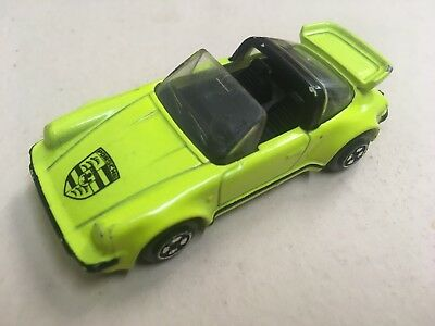Corgi Porsche 911 Sc Targa In Used Played With Condition
