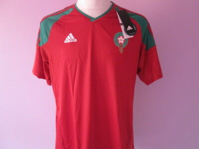 Maillot Neuf du MAROC Taille S-M-L-XL - Shirt football Morocco ref15,5