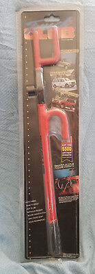 TRUCK CLUB Anti-Theft Device for Mini Vans SUVs - RED - SEALED! NEW! Model 2000