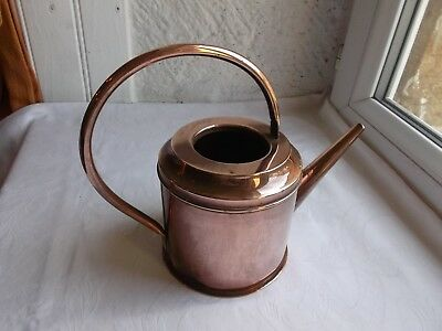 Copper   watering can collection to any projects decoration marked