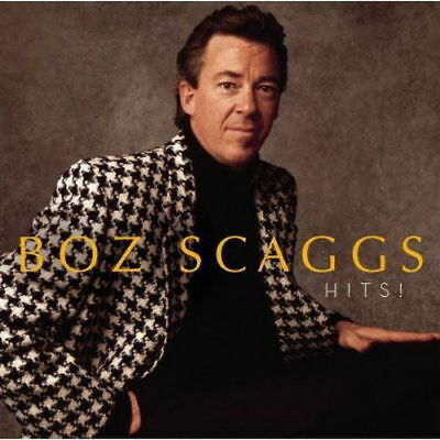 Boz Scaggs Hits Remastered Cd New