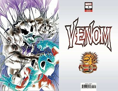 VENOM #1 MARK BAGLEY EXCLUSIVE Variant COVER C PRESALE MAY 2018 Marvel NM HOT!!!