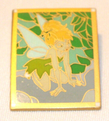 DISNEY PIN TRADING Tinkerbell Tink Fairy Dust Quest for the Egg Gold ...