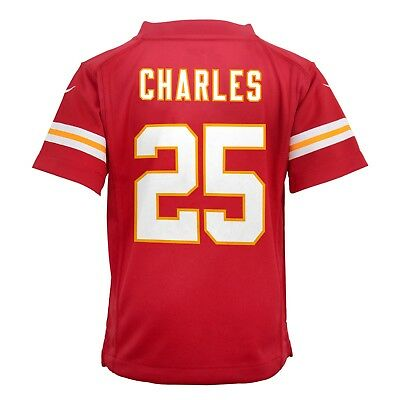 0e0c34a46 Jamaal Charles Kansas City Chiefs Nike Home Red Infant Game Jersey (12M-24M)