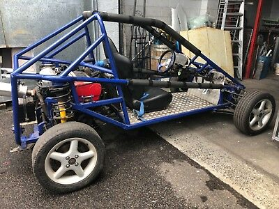 Toyota off road buggy
