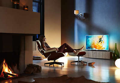 Philips 55PUS6501 Ambilight 4K UHD TV Smart TV - 100Hz Panel--PPI 1800--