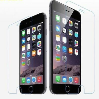 100% GENUINE TEMPERED GLASS FILM SCREEN PROTECTOR FOR APPLE iPHONE 8