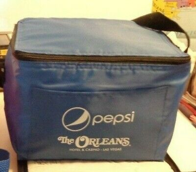 The Orleans Hotel & Casino Las Vegas Lunch Tote/Cooler + BONUS
