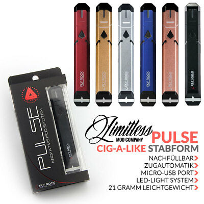 Limitless Pulse Kit by Ply Rock Cig-a-Like E - Zigarette