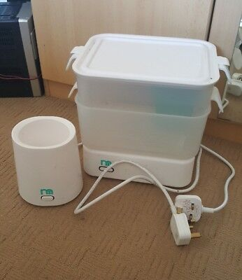 Mothercare U1609 baby sterilizer and warmer