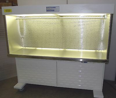 Mint - Baker Edgegard EG 6252 Laminar Flow Clean Bench / Gorgeous!!  / 4 mo.wrty