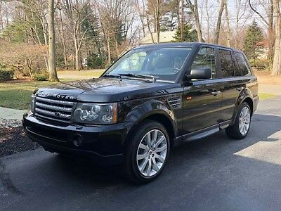2006 Land Rover Range Rover Sport Supercharged 2006 Range Rover Sport Supercharged