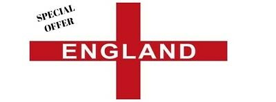Large England St George Cross National Flag Football Sport World Cup 3FT x 2FT