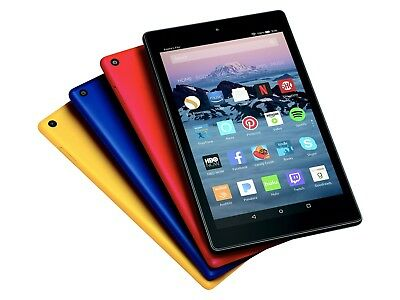 Amazon 8 inch Fire HD8 Tablet with Alexa 16GB 2018 8th generation