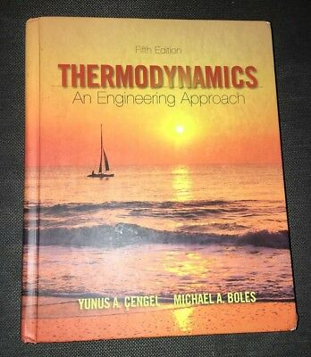 Thermodynamics an engineering approach 8th edition by boles cengel thermodynamics an engineering approach 5th edition mcgraw hill cengel boles fandeluxe Gallery