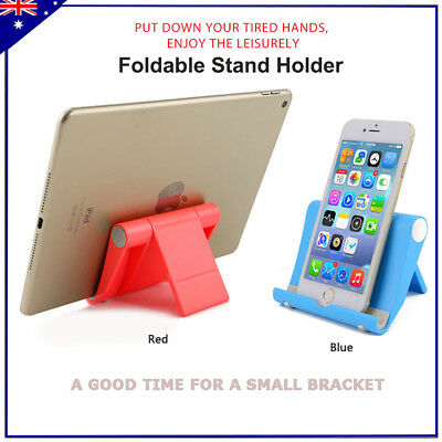 Universal Cell Phone Foldable Table Desk Stand Holder  Mobile Phone Tablet PC