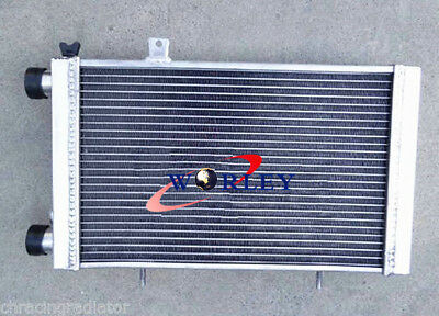 Aluminum Radiator Sports For Lotus Europa Coupe S1 S2 TC 1.5/1.6l 66-76 62MM
